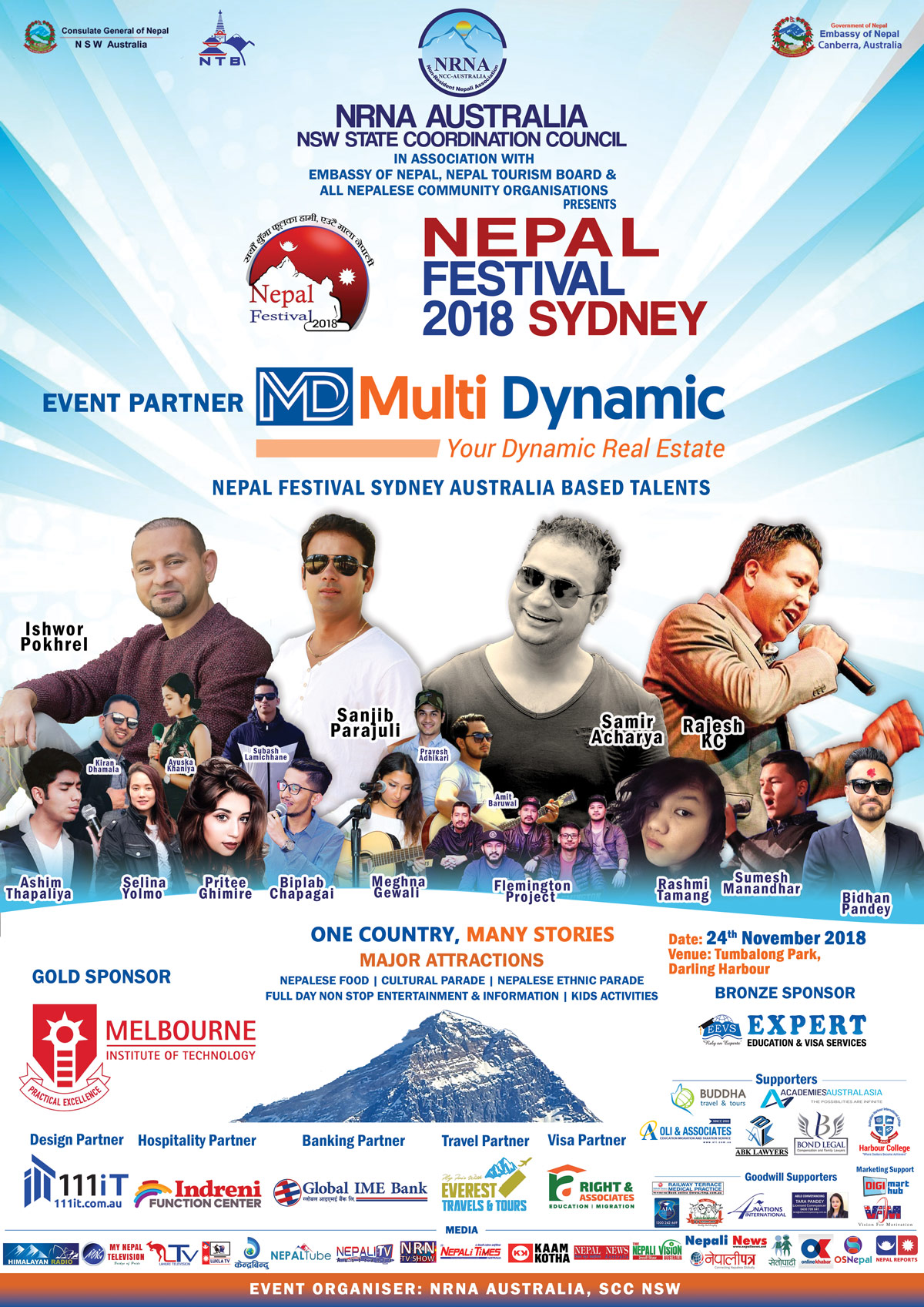 Nepali dating Sydneyssä